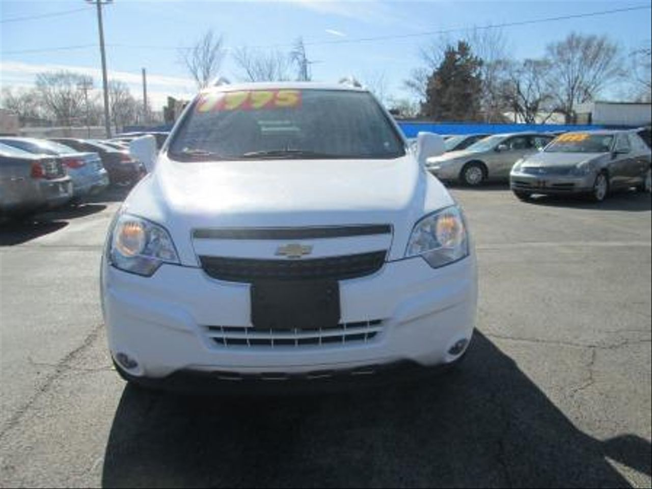 All Chevy chevy captiva gas mileage MJS Car Sales - 2013 CHEVROLET CAPTIVA SPORT