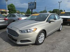 FUSION FORD