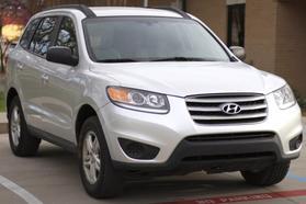 2012 Hyundai Santa Fe Gls Sport Utility 4d  Nta-122972 - Image 1