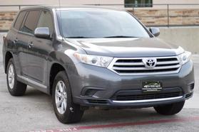 2011 Toyota Highlander Sport Utility 4d  Rnd-028474 - Image 1