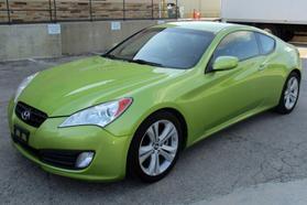 2010 Hyundai Genesis Coupe 2.0t Premium Coupe 2d  Rnd031188 - Image 4