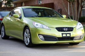 2010 Hyundai Genesis Coupe 2.0t Premium Coupe 2d  Rnd031188 - Image 1