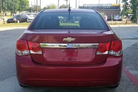 2014 Chevrolet Cruze 1lt Sedan 4d  Nta-208243 - Image 5