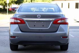 2015 Nissan Sentra S Sedan 4d  Rnd321437 - Image 7