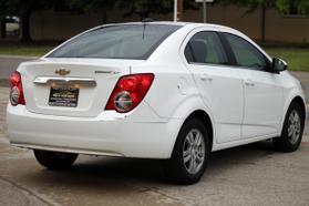 2015 Chevrolet Sonic Lt Sedan 4d  Nta-191218 - Image 8
