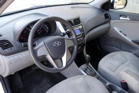 2014 Hyundai Accent Gls Sedan 4d  Rnd721001 - Image 12