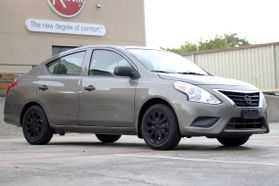2015 Nissan Versa S Plus Sedan 4d  Nta852315 - Image 1
