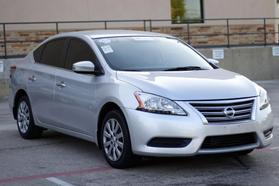 2015 Nissan Sentra S Sedan 4d  Nta233376 - Image 2