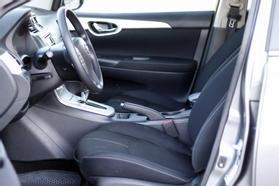 2015 Nissan Sentra S Sedan 4d  Rnd321437 - Image 18