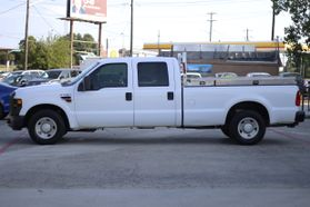 2009 Ford F250 Super Duty Crew Cab Xl Pickup 4d 8 Ft  Ntaa18007 - Image 4