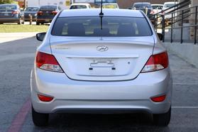2014 Hyundai Accent Gls Sedan 4d  Rnd721001 - Image 6