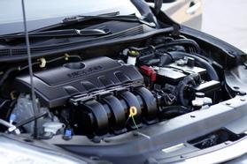 2015 Nissan Sentra S Sedan 4d  Rnd321437 - Image 22