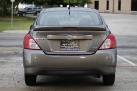 2015 Nissan Versa S Plus Sedan 4d  Nta852315 - Image 7