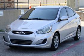 2014 Hyundai Accent Gls Sedan 4d  Rnd721001 - Image 4