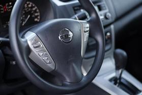 2015 Nissan Sentra S Sedan 4d  Rnd321437 - Image 14