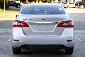 2015 Nissan Sentra S Sedan 4d  Nta233376 - Image 7