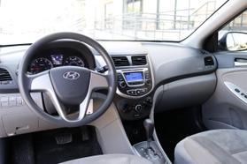 2014 Hyundai Accent Gls Sedan 4d  Rnd721001 - Image 13