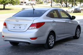 2014 Hyundai Accent Gls Sedan 4d  Rnd721001 - Image 7