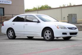 2006 Honda Accord Ex Sedan 4d  Nta-008425 - Image 1