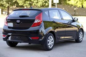 2014 Hyundai Accent Gs Hatchback 4d  Rnd192600 - Image 8