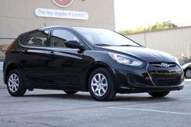 2014 Hyundai Accent Gs Hatchback 4d  Rnd192600 - Image 1