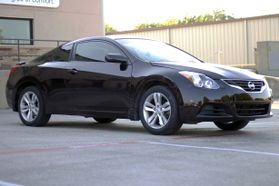 2012 Nissan Altima 2.5 S Coupe 2d  Nta-187861 - Image 1