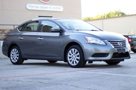 2015 Nissan Sentra S Sedan 4d  Rnd321437 - Image 1