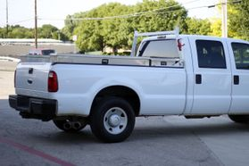 2009 Ford F250 Super Duty Crew Cab Xl Pickup 4d 8 Ft  Ntaa18007 - Image 7