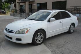 2006 Honda Accord Ex Sedan 4d  Nta-008425 - Image 4