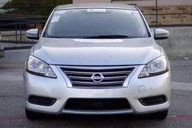 2015 Nissan Sentra S Sedan 4d  Nta233376 - Image 3