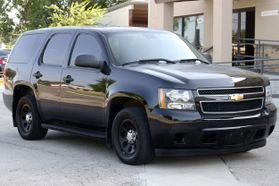2013 Chevrolet Tahoe Commercial Sport Utility 4d  Nta-175860 - Image 1