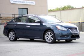 2013 Nissan Sentra Sl Sedan 4d  Rnd623575 - Image 1