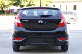 2014 Hyundai Accent Gs Hatchback 4d  Rnd192600 - Image 7