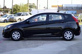 2014 Hyundai Accent Gs Hatchback 4d  Rnd192600 - Image 5