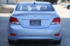 2014 Hyundai Accent Gls Sedan 4d  Nta-654771 - Image 4