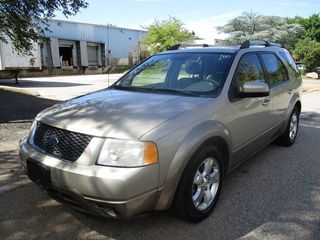 2006 FORD FREESTYLE SEL SPORT UTILITY 4D