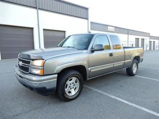 2007 CHEVROLET SILVERADO (CLASSIC) 1500 EXTENDED CAB WORK TRUCK PICKUP 4D 6 1/2 FT