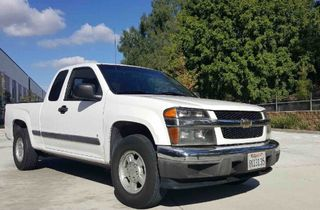 2007 CHEVROLET COLORADO EXTENDED CAB LT PICKUP 4D 6 FT