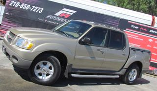 2001 FORD EXPLORER SPORT TRAC UTILITY PICKUP 4D