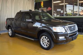 2007 FORD EXPLORER SPORT TRAC LIMITED SPORT UTILITY PICKUP 4D