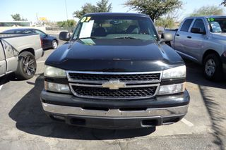 2007 CHEVROLET SILVERADO (CLASSIC) 1500 EXTENDED CAB LS PICKUP 4D 6 1/2 FT