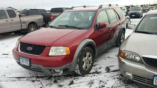 2005 FORD FREESTYLE SEL SPORT UTILITY 4D