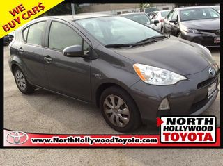 2014 TOYOTA PRIUS C ONE HATCHBACK 4D