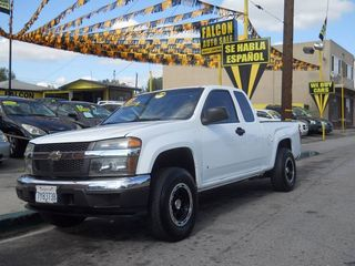 2006 CHEVROLET COLORADO EXTENDED CAB LS PICKUP 4D 6 FT