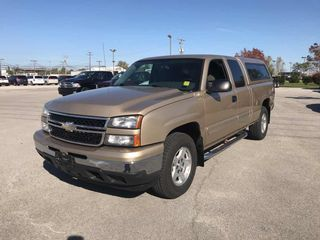 2007 CHEVROLET SILVERADO (CLASSIC) 1500 EXTENDED CAB LT PICKUP 4D 6 1/2 FT
