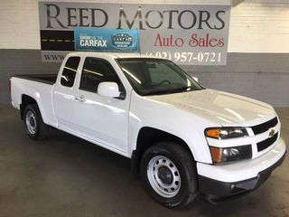 2012 CHEVROLET COLORADO EXTENDED CAB WORK TRUCK PICKUP 4D 6 FT