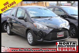 2018 TOYOTA YARIS LE HATCHBACK COUPE 3D