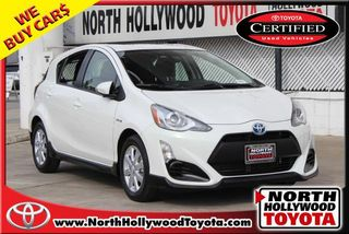 2017 TOYOTA PRIUS C ONE HATCHBACK 4D