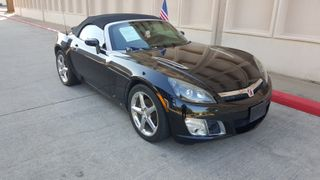 2008 SATURN SKY RED LINE ROADSTER 2D