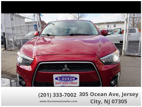 Used Mitsubishi Outlander Sport Jersey City Nj